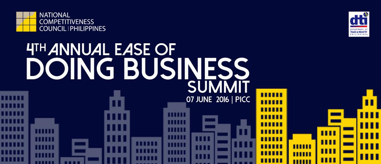 ease of doing business philippines doing business dashboard