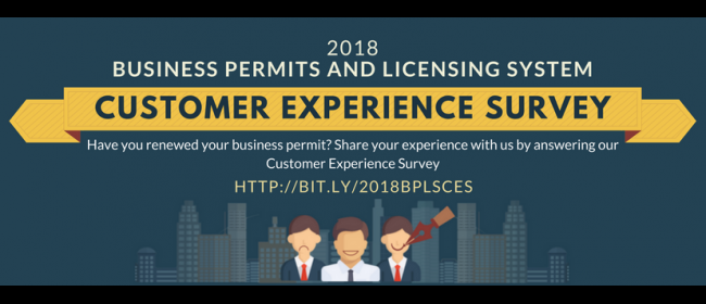 2018 BLPS CUSTOMER EXPERIENCE SURVEY