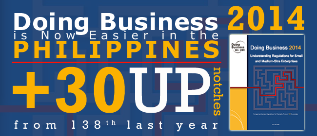 Doing Business - Measuring Business Regulations - 2014