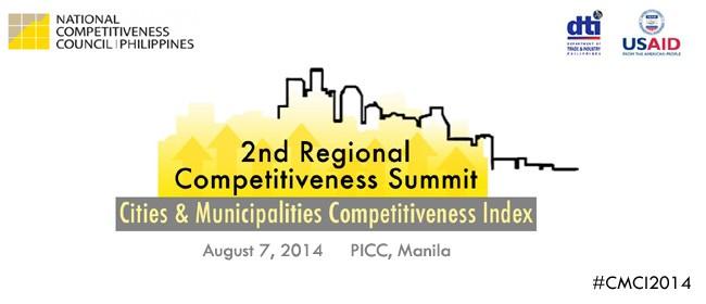 Regional Competitiveness Summit 2014
