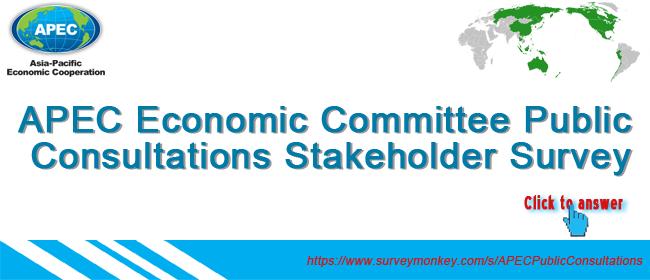 APEC Study: Conducting Public Consultations on Proposed Regulations in the Internet Era