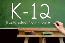 K+12 Basic Education Program