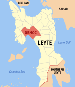 PH Locator of Ormoc City