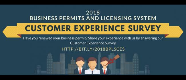 2018 BLPS CUSTOMER EXPERIENCE SURVEY