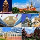 Montage of Phnom Penh