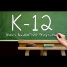 K+12 Basic Education Program
