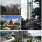 Skyline of Quezon City